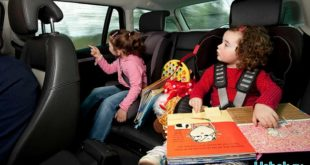 Длительная поездка с ребенком