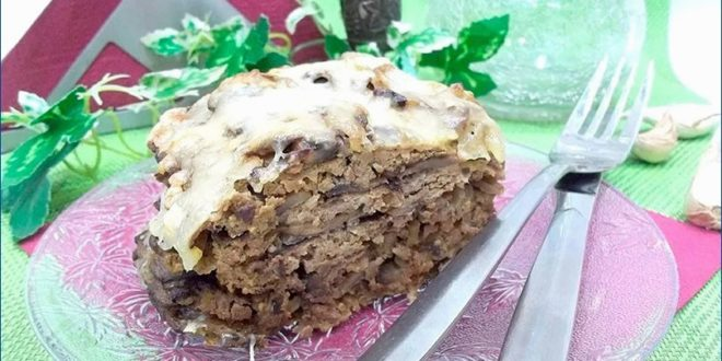 Рецепт нежного печеночного торта из говяжьей печени
