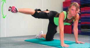 Самые лучшие упражнения для похудения бедер
