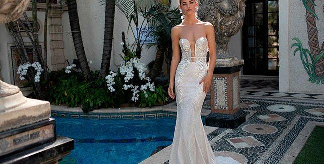 Свадебные платья весна-лето