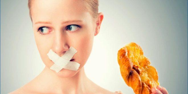 Что делать чтобы не сорваться с диеты