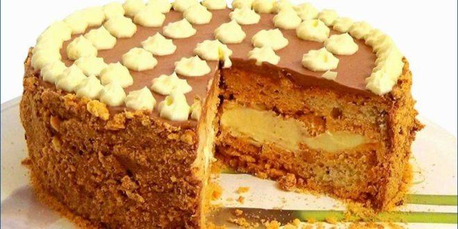 Как приготовить Киевский торт по госту