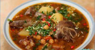 Бозбаш из говядины: необычный армянский суп