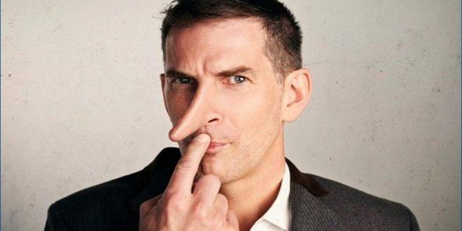 Как выявить лож мужчины