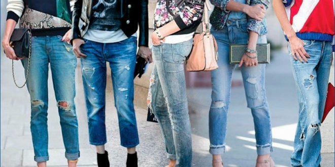 Актуальные джинсы года