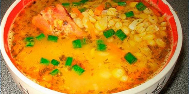 Как правильно готовить суп