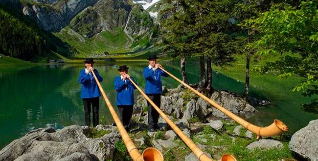 Швейцария – сочетание живописной природы и культуры народа