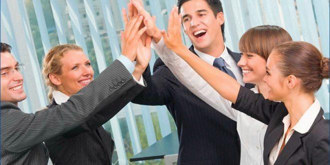Атмосфера в коллективе или прекрасный день сотрудника