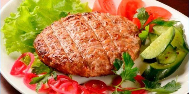 рецепт говяжьего бифштекса