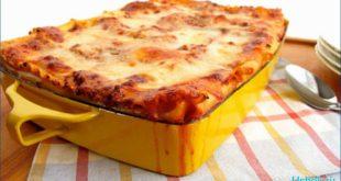 Как готовить лазанью как в Италии