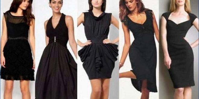 Маленькое тёмное платье Коко Шанель