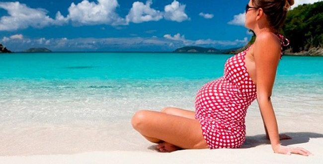 Где отдохнуть во время беременности