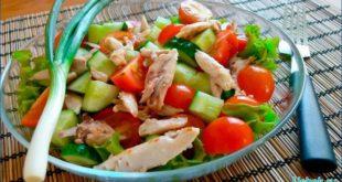 Рецепты легких блюд для похудения