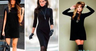Маленькое чёрное платье