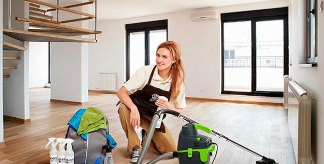 убрать квартиру после ремонта