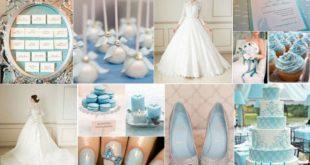 Модные тенденции свадьбы