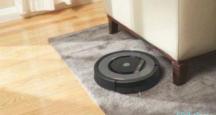 роботе-пылесосе Roomba