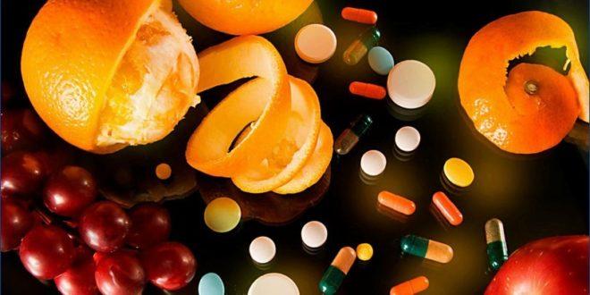 Польза витаминов, минералов