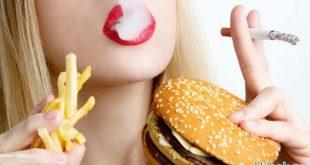 Диета и курение