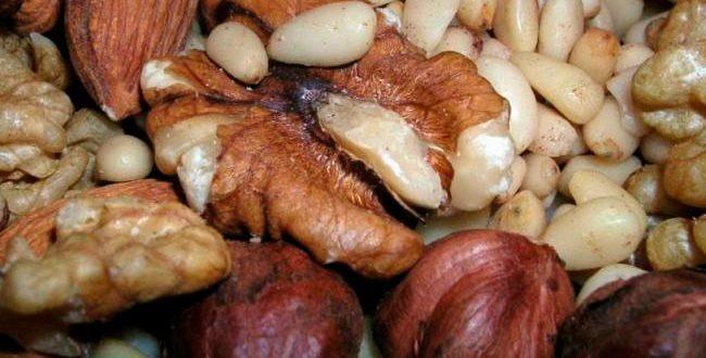 Можно ли потолстеть от орехов