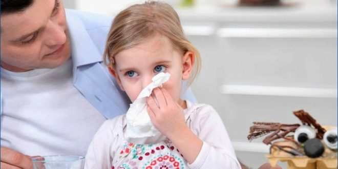 Заболевания ОРВИ, грипп и ОРЗ у детей